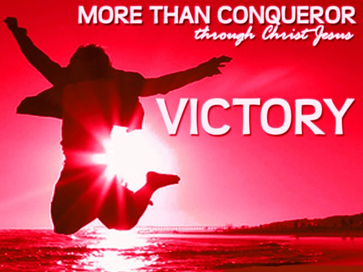 Conquerors Through Christ