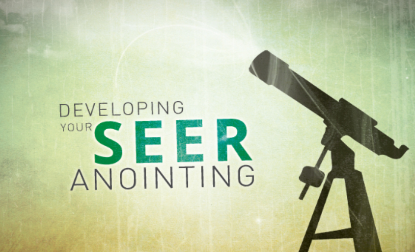 The Increase of the Seer Anointing! by James W  Goll | it's
