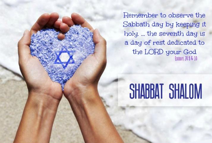 Shabbat Shalom 94