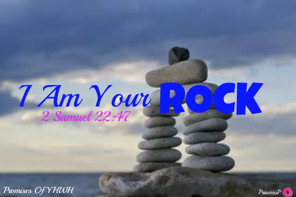 I Am Your Rock